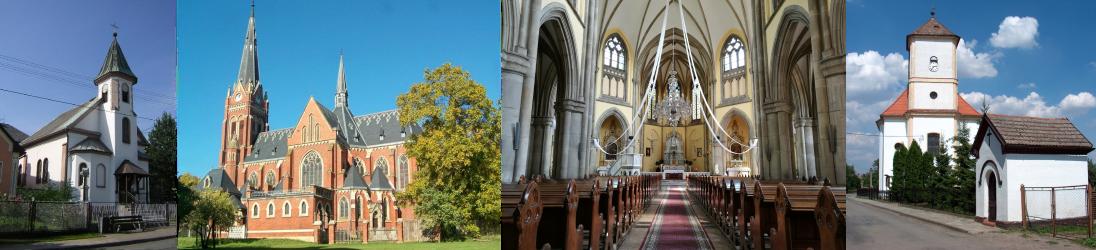 Římskokatolická farnost Sudice a Třebom